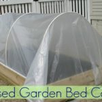 How to Make a Raised Garden Bed Cover
