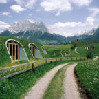 Eco fiendly Hobbit Homes that can be build in 3 days-Just fabulous!