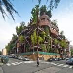 Ένα «Δεντρόσπιτο» στο κέντρο της πόλης