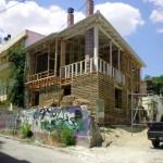 Σπίτι από αχυροπηλό στο Βόλο – Το πρώτο με οικοδομική άδεια σε πολεοδομικό ιστό «Θ»