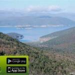 Περπάτησε τα δάση της Πρέσπας με οδηγό το κινητό σου!