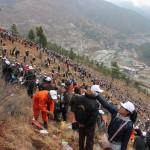 Φύτεψαν 108.000 δέντρα για να καλωσορίσουν τον νέο διάδοχο