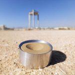 Αποθήκευση ηλιακής θερμότητας με χρήση άμμου