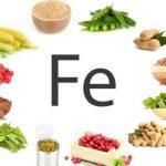 Έλλειψη σιδήρου και διατροφή