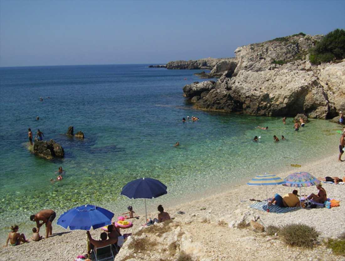 Αυτή είναι η πιο παγωμένη παραλία της Ελλάδας