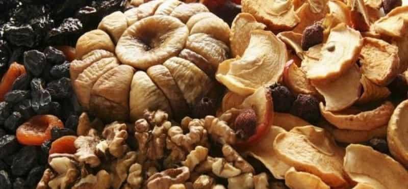 6 Αποξηραμένα Φρούτα που  Λίγοι Γνωρίζουν τα «Μυστικά» τους!!!