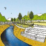 Πώς θα ήταν η Αθήνα αν είχε χτιστεί στις όχθες των ποταμών της
