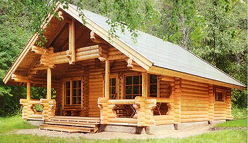 6a610550572e Ένα ξύλινο σπίτι στο βουνό με υπέροχη θέα μέχρι εκεί που δεν φτάνει το  μάτι..είναι κάτι που πολλοί από εμάς ονειρεύομαστε..Επιστροφή στη φύση  λοιπόν μ ένα ...