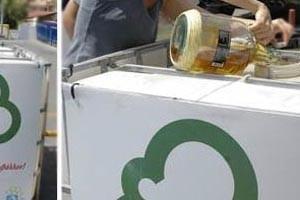 Η ανακύκλωση μαγειρεμένου λαδιού