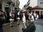 Χορός στους δρόμους της Νάουσα